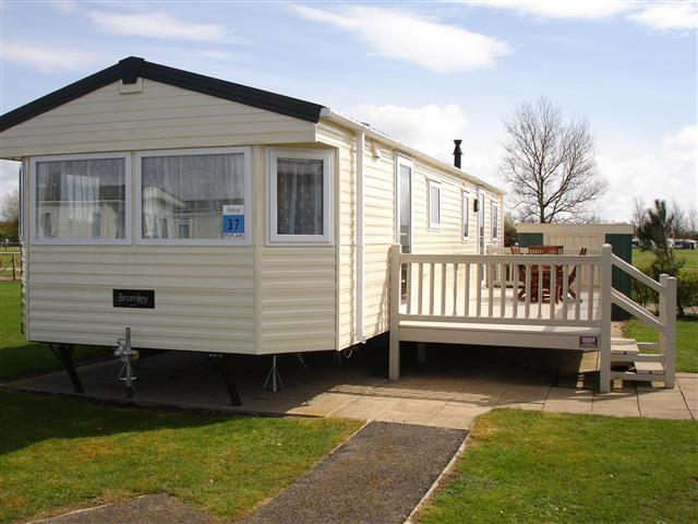 37 Poplars, Butlins, Skegness from CJ's Holiday Homes