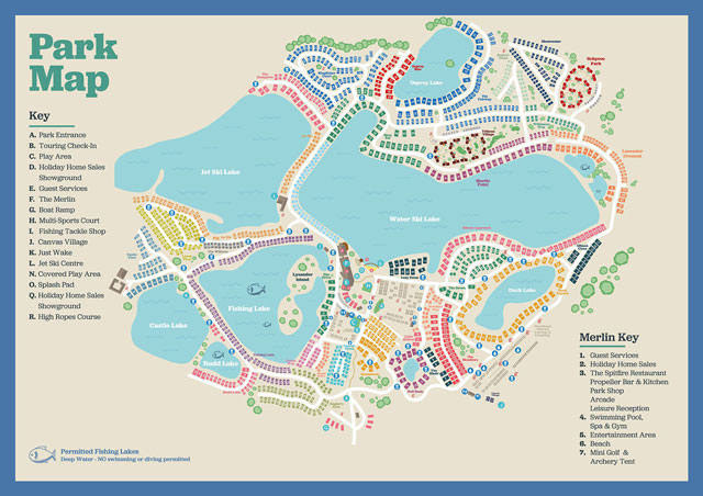 14 Osprey Lake Tattershall Country Park