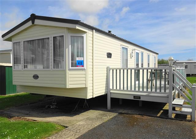 Caravans Butlins 48 Dunes, CJ's Holiday Homes, Skegness