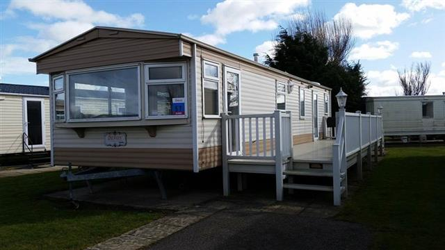 Caravans Butlins 57 Dunes, CJ's Holiday Homes, Skegness