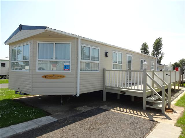 Caravans Butlins 73 Dunes, CJ's Holiday Homes, Skegness
