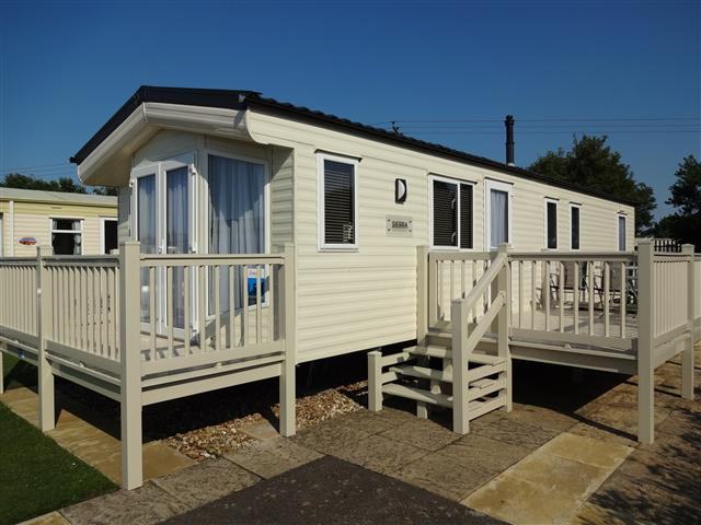 Caravans Butlins 153 Sandhills CJ's Holiday Homes, Skegness