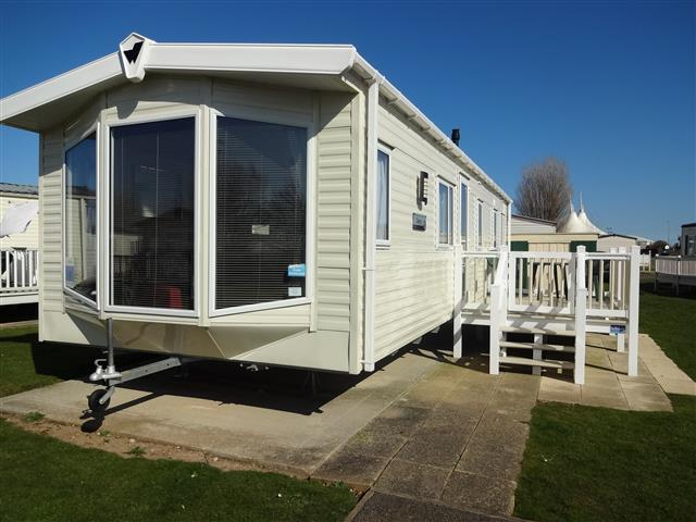 Caravans Butlins 9 Poplars, CJ's Holiday Homes, Skegness