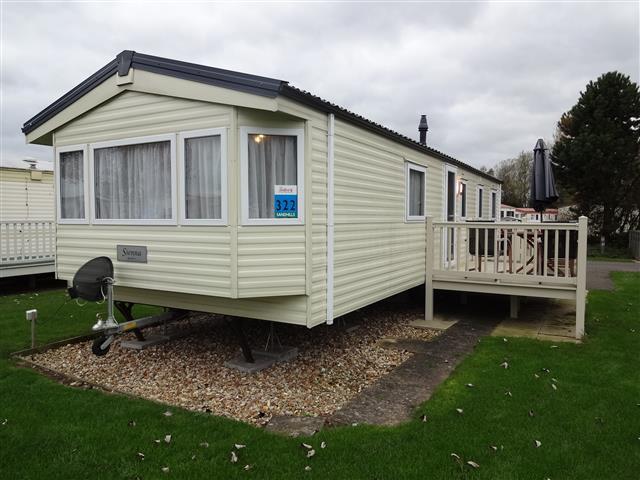 Caravans Butlins 322 Sandhills CJ's Holiday Homes, Skegness