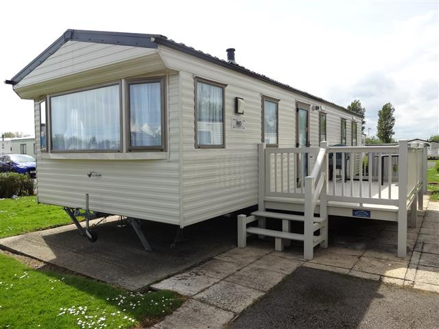 Caravans Butlins 19 Dunes, CJ's Holiday Homes, Skegness
