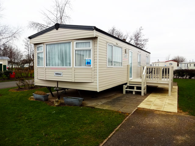 Caravans Butlins 58 Retreat, CJ's Holiday Homes, Skegness