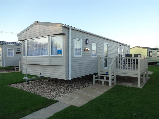 Caravans Butlins 57 Paddocks CJ's Holiday Homes, Skegness