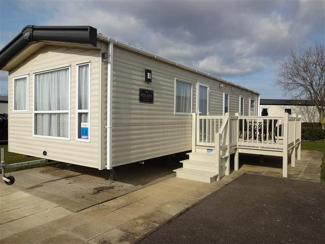 Caravans Butlins 58 Retreat CJ's Holiday Homes, Skegness