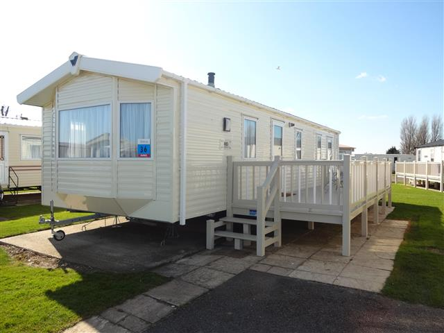 36 Dunes, CJ's Holiday Homes, Skegness