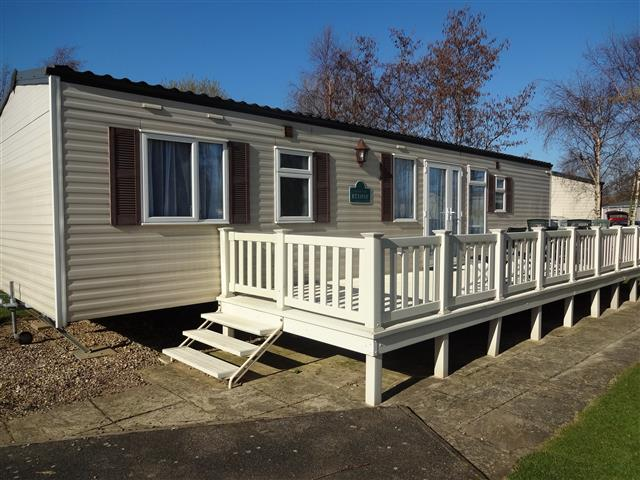 Caravans Butlins 33 Paddocks, CJ's Holiday Homes, Skegness