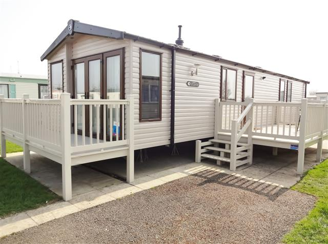 Caravans Butlins 42 Dunes, CJ's Holiday Homes, Skegness