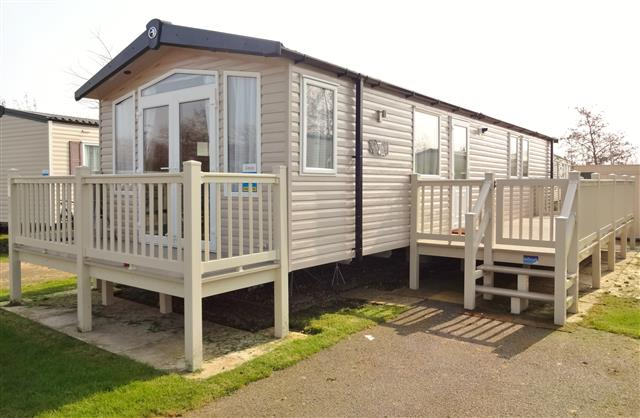 Caravans Butlins 13 Paddocks, CJ's Holiday Homes, Skegness