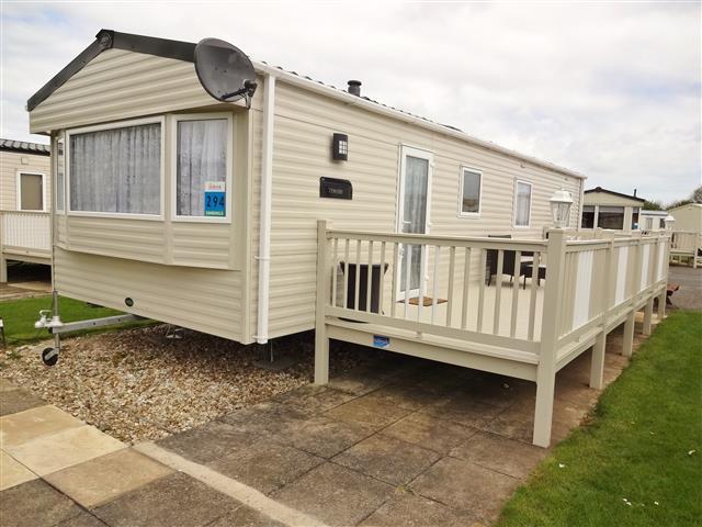 Caravans Butlins 294 Sandhills CJ's Holiday Homes, Skegness
