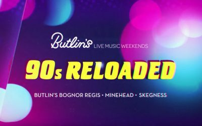 Butlins LIVE MUSIC Weekends: 90's Reloaded