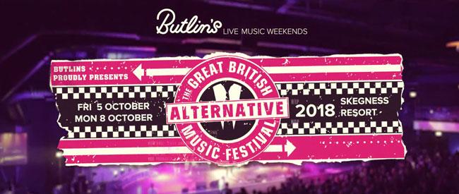 Alternative Music Weekend – October 2018
