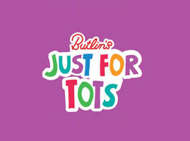 Come and join in a Just for Tots break at Butlins